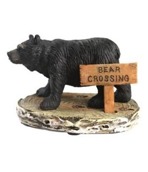 MAMA BEAR CROSSING