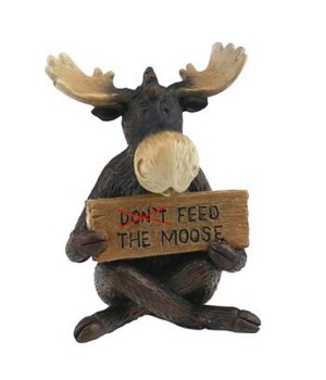 MAX MOOSE DO NOT FEED 3 in.