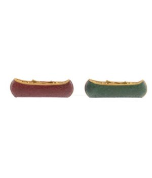 """CANOE W/ PADDLE ASST MAGNET 12/BX Size 3"""" to 3.5"""""""