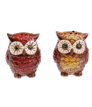 OWL S&P SHAKERS 2 in.x1.88 in.x2.5 in.