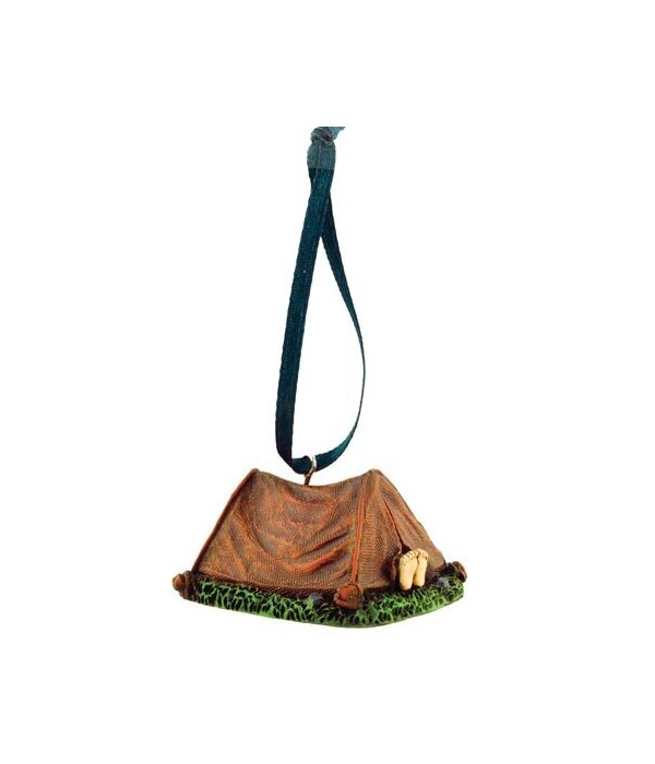 TENT HANGING ORNAMENT 6/BX 1.5 in.x2 in.x2 in.