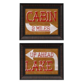 """""""CABIN SIGN & LATE SIGN"""""""
