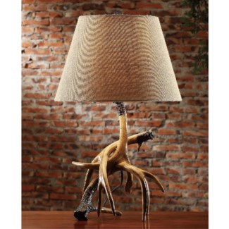 Trophy Table Lamp