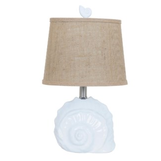Shell Accent Lamp