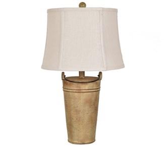 Farm Bucket Table Lamp