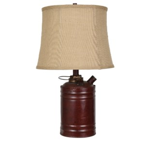 Oil Can Table Lamp
