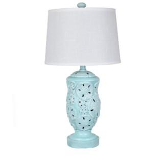 Coastal Sand Dollar Table Lamp