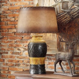 Reservation Table Lamp