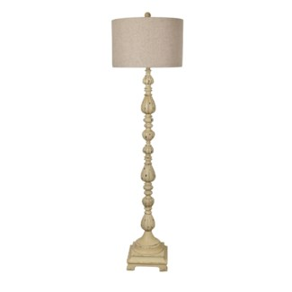 Slender Avian Floor Lamp