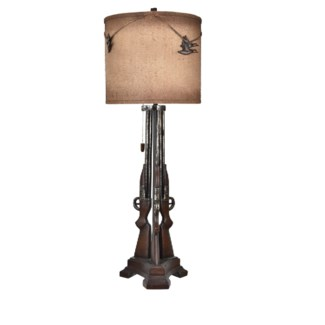 Shot Table Lamp