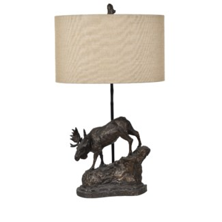 Moose Trail Table Lamp