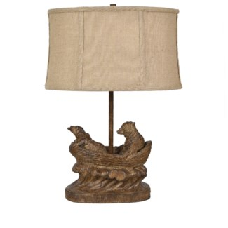 Bear Expedition Table Lamp