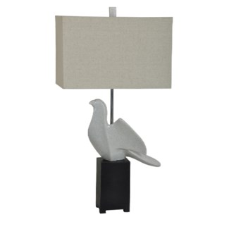 Perched Table Lamp