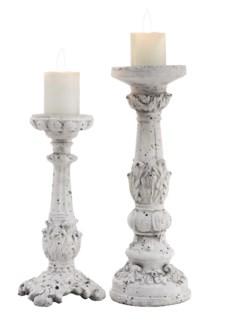 Victorian Candleholders