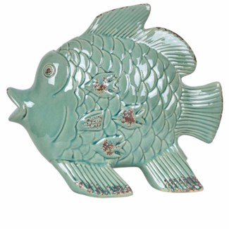 Tropical Fish Statue