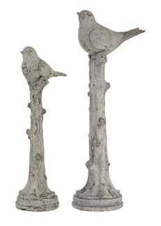 Birdsong Tree Branch Finials