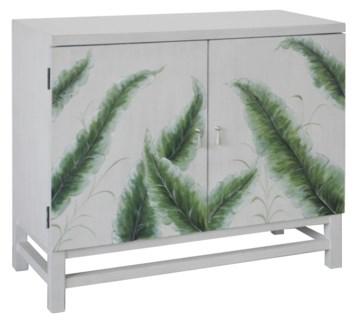 Palm Grove 2 Door Cabinet