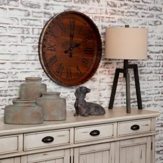 Barrell Clock