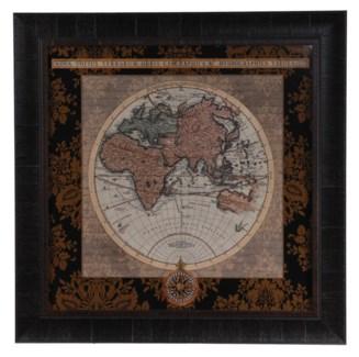 BLACK MAP 1