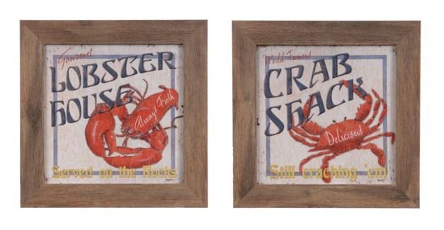 CRAB SHACK 1 & 2