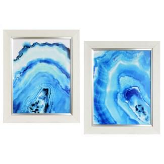 BLUE AGATE I & 2