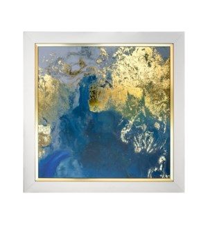 OCEAN SPLASH - GOLD FOIL
