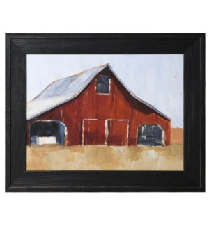 RUSTIC RED BARN 1