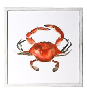 WATERCOLOR CRAB 1