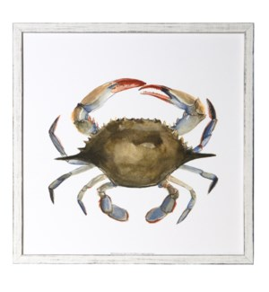 WATERCOLOR CRAB 2