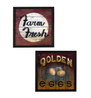 GOLDEN EGGS & FARM FRESH