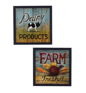 DAIRY PRODUCE & FARM FRESH