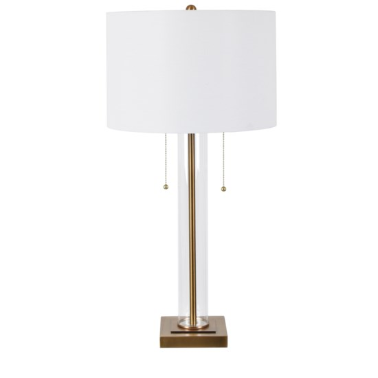 Enlight Pull Chain Table Lamp