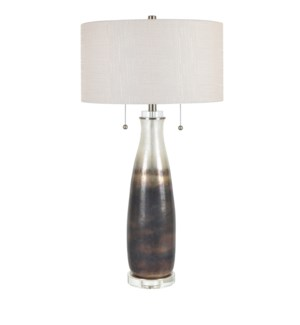 Copeland Twin Pulls Table Lamp