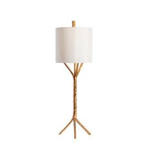 Metal Tree Table Lamp