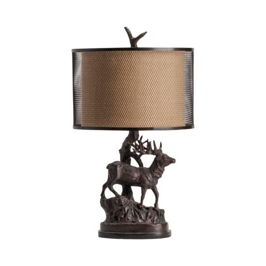 Hunters Walk Table Lamp