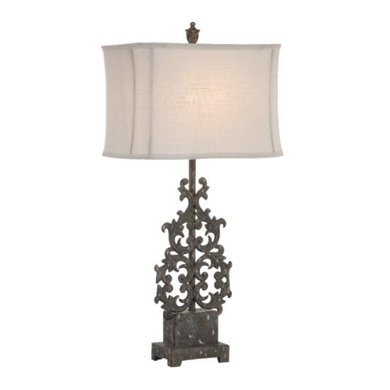 Flower Table Lamp