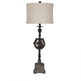 Horse Stable Table Lamp