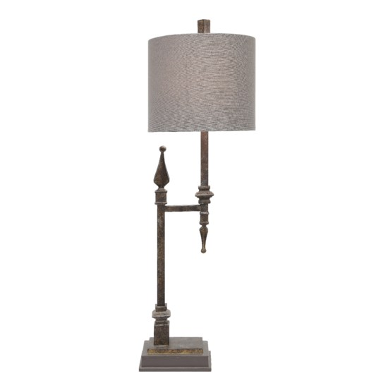 Crestview Collection Gate Table Lamp