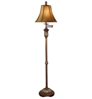 Barrett Swinr Arm Floor Lamp