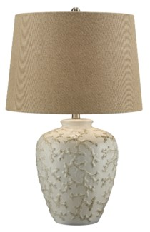 Sand Coral Table Lamp