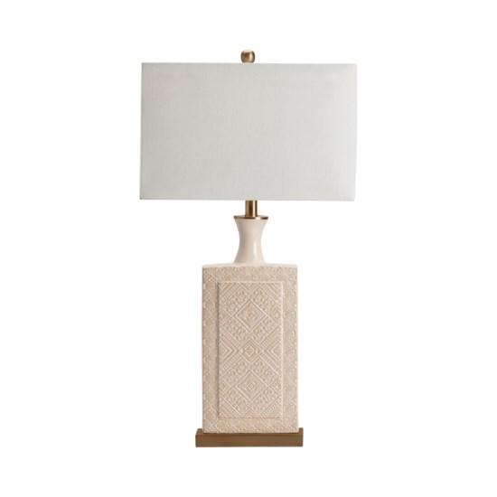 Cuboid Table Lamp