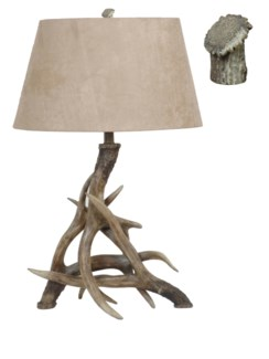 Deer Shed Table Lamp