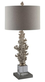 "Coral Gabels Table Lamp 31.5""Ht"