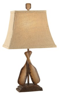 Oar Accent Lamp