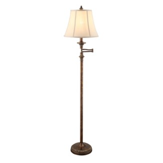 Barton Swing Arm Floor Lamp