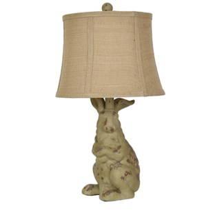 Spring Rabbit Table Lamp