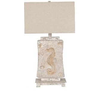 Coastal Fossil Table Lamp