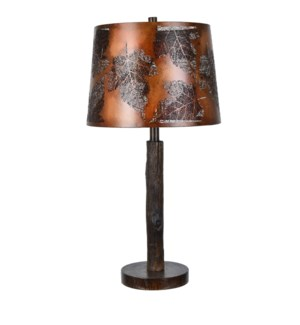 Oak Run Table Lamp