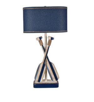 Boat Oar Table Lamp