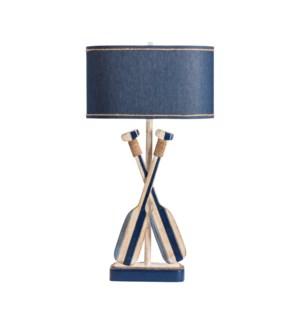Boat Oar Table Lamp